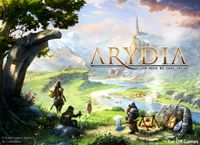 Board Game: Arydia: The Paths We Dare Tread