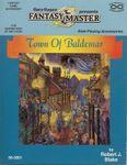 RPG Item: Town of Baldemar