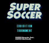 Video Game: Super Soccer