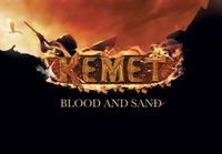 Board Game: Kemet: Blood and Sand