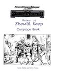 RPG Item: Ruins of Zhentil Keep