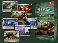 Board Game: PURGE: Sins of Science