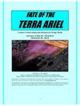 RPG Item: Fate Of The Terra Ariel