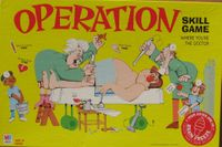 Board Game: Operation