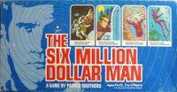 Board Game: The Six Million Dollar Man