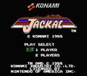 Video Game: Jackal