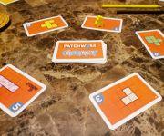 Board Game: Patchwork Doodle