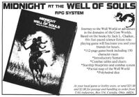 RPG: Midnight at the Well of Souls
