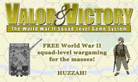Board Game: Valor & Victory