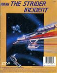 RPG Item: The Strider Incident / Regula-1 Orbital Station Deckplans