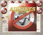 Board Game: Airlines Europe: Flight Ban