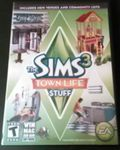 Video Game: The Sims 3: Town Life Stuff