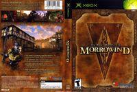 Video Game: The Elder Scrolls III: Morrowind