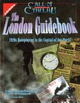 RPG Item: The London Guidebook