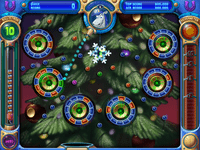 Video Game: Peggle Nights: Holiday Pack