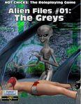 RPG Item: Alien Files #01: The Greys