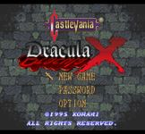Video Game: Castlevania: Dracula X