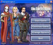 Video Game: The Spirit Engine 2