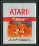 Video Game: Swordquest: Earthworld