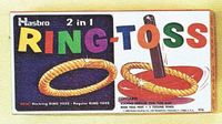 Board Game: Ring Toss