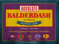 Board Game: Beyond Balderdash