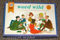 Board Game: Word Wild