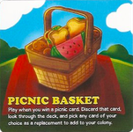 Board Game: Problem Picnic: Attack of the Ants – Picnic Basket Promo