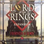 Board Game: Lord of the Rings: Friends & Foes
