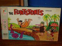 Board Game: The Flintstones Game
