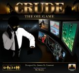 Board Game: Crude: The Oil Game