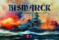 Board Game: Battleship Bismarck