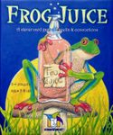 Board Game: Frog Juice