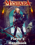 RPG Item: Mystara Player's Handbook