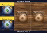 Board Game: Caverna: Christmas Chamber