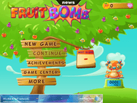 Video Game: Fruit Bomb