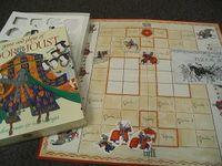 Board Game: Tudor Joust