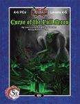 RPG Item: B09: Curse of the Full Moon (5E)