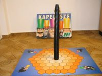 Board Game: Top Hats