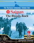 Board Game: Saipan: The Bloody Rock