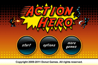 Video Game: Action Hero