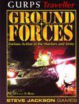RPG Item: GURPS Traveller: Ground Forces