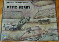 Board Game: Demo Derby: Saturday Night at the Track