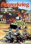 Board Game: Panzerkrieg: von Manstein & HeeresGruppe Süd – August 1941-March 1944