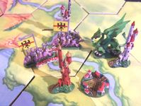 Board Game: Mighty Empires