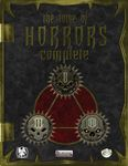RPG Item: The Tome of Horrors Complete (Pathfinder Version)