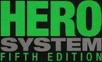 RPG: HERO System (5th Edition)