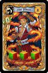 Board Game: Drum Roll: Fire Dancer