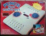 Board Game: Punch Your Lights Out