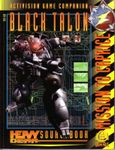 RPG Item: Black Talon Field Guide