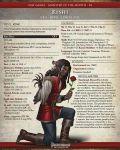 RPG Item: Monster of the Month #4: Kishi (Pathfinder)